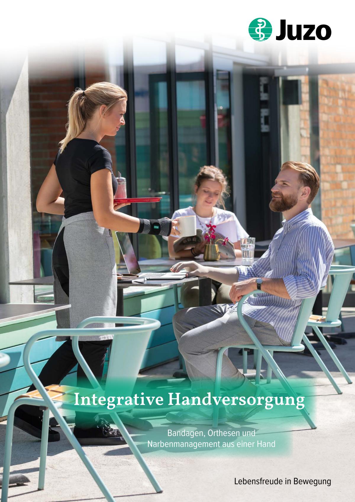 Therapiekonzept Integrative Handversorgung